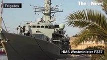 Portsmouth Royal Navy ships
