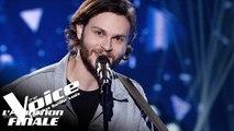 Jean-Jacques Goldman (Envole-moi) | Billy Boguard | The Voice France 2018 | Auditions Finales