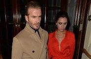Victoria and David Beckham 'share skincare'