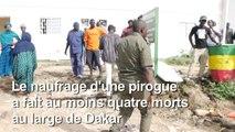 Naufrage au Sénégal: au moins quatre morts