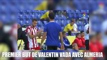 Premier but de Valentin Vada avec Alméria