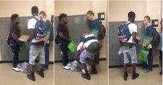 Colegas oferecem vestuário a aluno que sofria bullying por andar sempre com a mesma roupa
