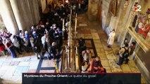 Mystères du Proche-Orient : sur les traces du roi Arthur dans sa quête du Graal
