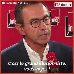 Débat sur l'immigration: après les mots, la droite demande «des actes» à Emmanuel Macron