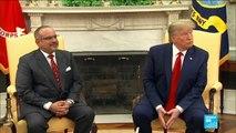 Saudi attacks: Nato head warns of risks of further escalation, Trump turns down rhetoric