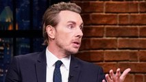 Dax Shepard Worked with Quarantined Chickens for Bless This Mess