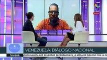 Es Noticia: Gob. venezolano y oposición instalan mesa de negociación