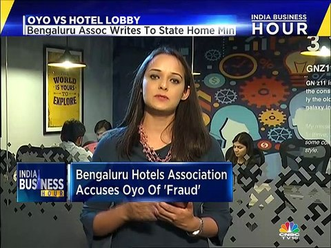 Bengaluru hotels association accuses OYO of fraud