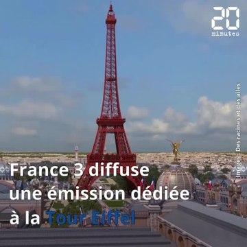 « Des Racines et des Ailes » fête les 130 ans de la tour Eiffel en 3D