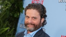 Zach Galifianakis on Calling Bradley Cooper a 'Hot Idiot'