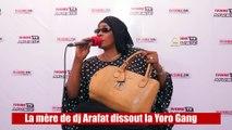 Tina Glamour (Mère de DJ Arafat) dissout la YoroGang sur Ivoire TV Music