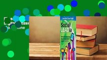 [Read] Social Leadia: Moving Students from Digital Citizenship to Digital Leadership  For Online