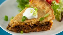 How to Make Heavenly Taco Pie