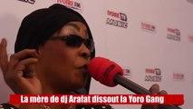 TINA SPENCER, LA MERE DE DJ ARAFAT DISSOUT LA YOROGANG