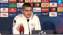 PSG-Real Madrid : «On est plus forts que l'an dernier», promet Verratti