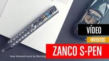 [CH] Zanco S-Pen, el móvil con forma de bolígrafo