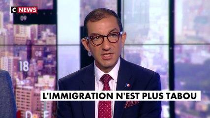 Jean Messiha - CNews mardi 17 septembre 2019
