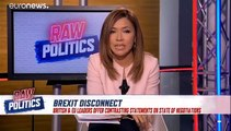 Raw Politics in full: Brexit Disconnect