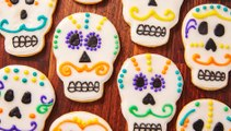 Day Of The Dead Cookies Will Absolutely Kill You