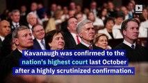 Rep. Ayanna Pressley Seeks Kavanaugh Impeachment