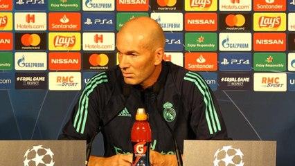 """Groupe A - Zidane : """"Icardi, un joueur qui peut faire la différence"""""""