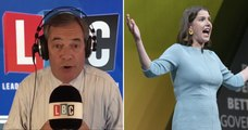 "Jo Swinson Is ""Without Principle"", Says An Outraged Nigel Farage"
