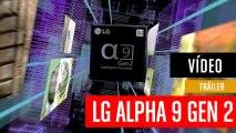 Así es el procesador Alpha 9 Gen 2 de LG