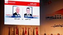رسمياً: سعيّد والقروي إلى الجولة الثانية من الانتخابات الرئاسية التونسية