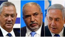 Israele, gli exit poll danno Gantz in testa su Netanyahu