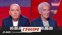 R. Domenech «C'est inquiétant au niveau comptable pour Lyon» - Foot - EDE