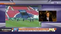 El PSG y el Madrid con bajas en la Champions