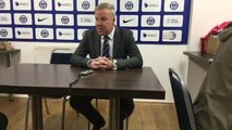 Kenny Jackett speaks following draw at home to Burton Albion