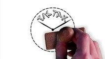 100MIL SUSCRIPTORES TIKTAK DRAW | Draw My Life
