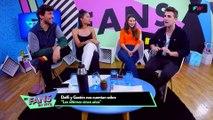 Gastón Vietto y Delfina Beltramone en MTV Fans en Vivo
