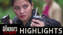 Rhian blows up Tiago's training camp | The General's Daughter