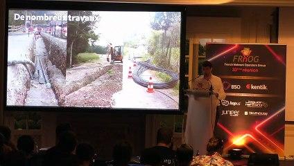 FRnOG 33 - François Lacombe : Les infrastructures sur OpenStreetMap