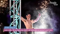 American Ninja Warrior Names Second-Ever Million-Dollar Winner in Season Finale – Watch
