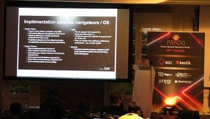 FRNOG 33 - Table-ronde : DoH dans les browsers, nouvelle arme anti-souveraineté numérique ? (avec Pierre Beyssac, Stéphane Bortzmeyer, Radu-Adrian Feurdean, Bruno Spiquel, Nicolas Cartron)