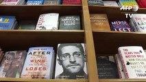 Departamento de Justicia de EEUU demanda a Snowden por su nuevo libro