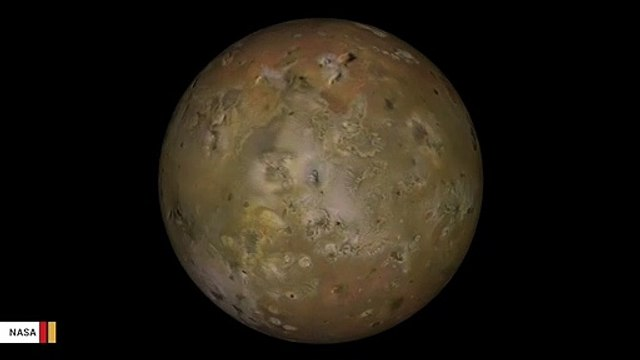 Scientists Are Expecting A Huge Volcano On Jupiter's Moon Io To Erupt This Month
