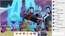 Transformers: Cyberverse - [Season 2 Episode 4]: Bring Me The Head Of Optimus Prime (Dutch)