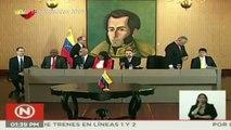 """Parlamento venezolano ratifica a Guaidó como presidente encargado hasta que cese """"usurpación"""""""