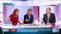 Qui est Sean Spicer et pourquoi a-t-il fait le buzz ?... Relevez le quiz du Président Magnien ! - 18/09