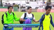 Conozcan el equipo de fútbol para ciegos | Azteca Deportes