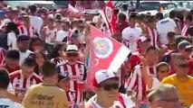 Oribe Peralta molesto por su desempeño en Chivas | Azteca Deportes