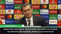 """Valverde : """"on a beaucoup souffert, je ne vais pas le nier"""""""