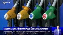 Carburants: l'UFC-Que Choisir lance une pétition pour la suppression de la TVA sur la taxe sur les produits énergétiques