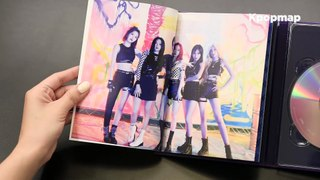 "[Unboxing] ANS 1st Mini Album ""BOOM BOOM"