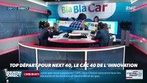 La chronique d'Anthony Morel : Top départ pour Next40, le CAC 40 de l'innovation - 18/09