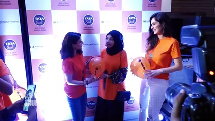 Soha Ali Khan & Bruna Abdullah At Panel Discussion On The Importance of Iodine & Nutrition.2